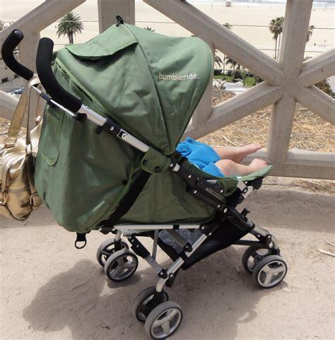 maclaren triumph recline bumbleride flite stroller review strollerqueen