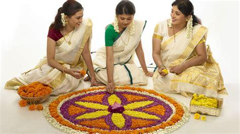 thiruvonam onam festival festivals  kerala india
