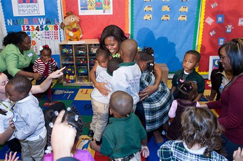 michelle obama children first lady michelle obama talks healthy habits with