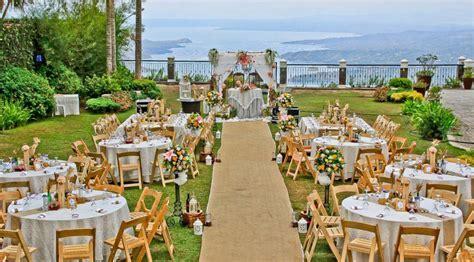 Tagaytay Wedding Cafe ? Primo Venues