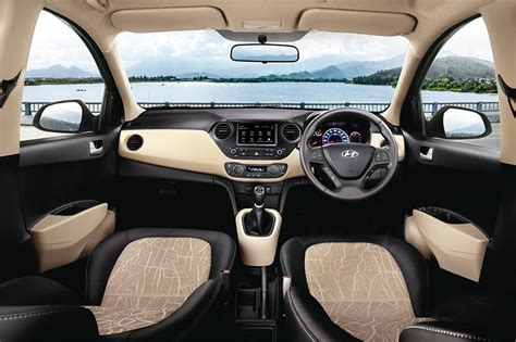 Interior Of I10 Grand by New Hyundai Grand I10 Facelift Launched At Rs 4 58 Lakh