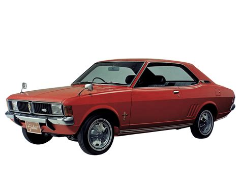 1970 Mitsubishi Colt Photos Informations Articles