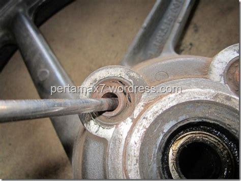 Karet Gear Tiger cara ganti karet bosh gear honda tiger megapro gl series