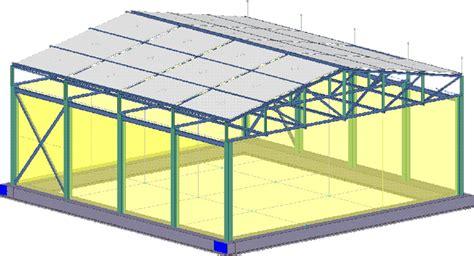 progetto capannone in acciaio home page www gerardoruocco it