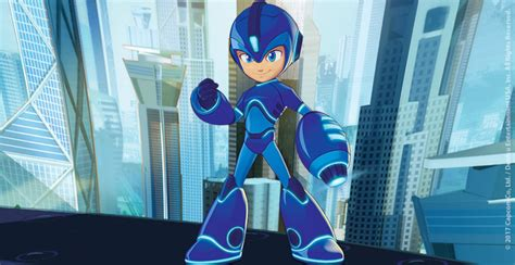 crunchyroll new quot mega man quot animated series announced as