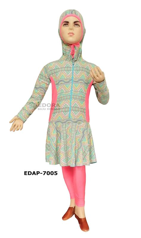 Baju Anak Impor Cewek Swimming Baju Renang Perempuan Duyung Mermaid andra saputra beli baju renang muslimah on line