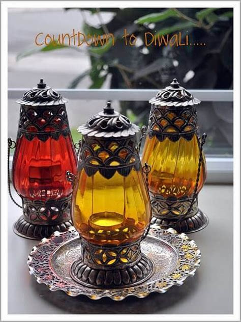 Handmade Lanterns Diwali - decoartion for diwali amazing diwali decoration ideas