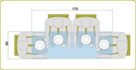 mesas de cocina medidas medidas m 237 nimas mesa de 4 personas