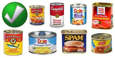 canned food west muskoka food bank
