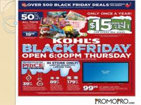 kohls thanksgiving sale kohls black friday ad scan 2014 find great black friday