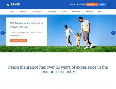 Theme Wordpress Insurance | 10 best insurance wordpress themes 2018 athemes