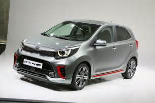 Kia Picabto New Kia Picanto V3 0 Meet Korea S Slickest City Car Yet