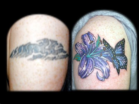 butterfly tattoo cover up designs butterfly tattoo sharons cover up 171 butterfly tattoo 171 tatto