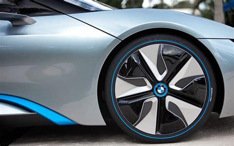 bmw i8 concept spyder wheels photo 12