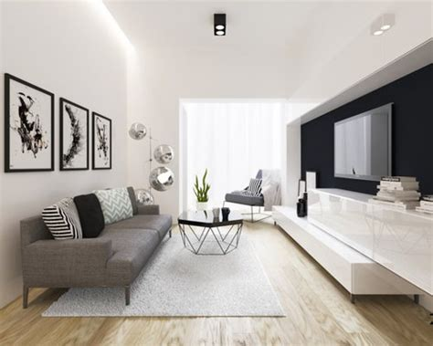 Small Modern Living Room Design - 25 best small modern living room ideas remodeling photos