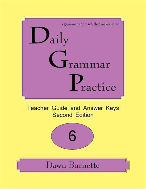 Effective Grading Practices For Secondary Teachers daily grammar practice sle materials for grades 1 12 secondary education