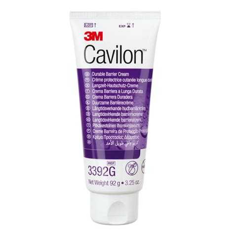 last longer in bed cream cavilon durable barrier cream 92g tube ageukincontinence