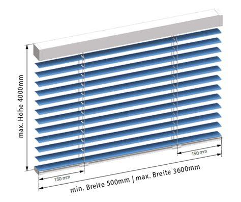 jalousie 50mm aluminium jalousien lamellenbreite 50 mm