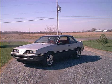 the01cavy 1986 pontiac sunbird specs photos modification info at cardomain