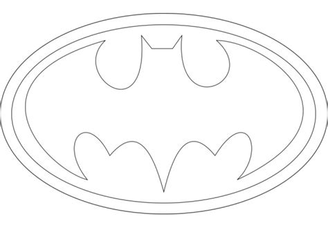 printable batman logo coloring pages 10 batman logo coloring pages superhero printable sketch
