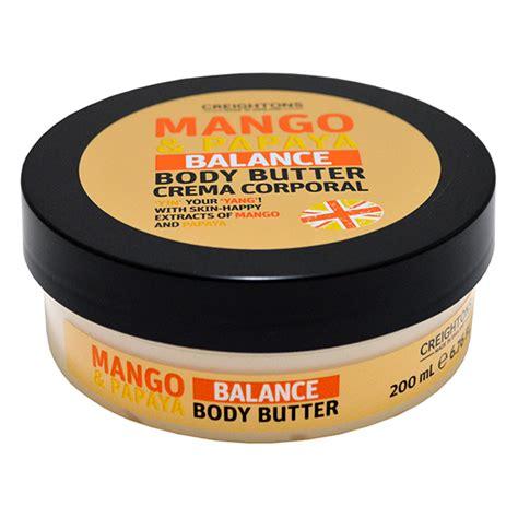 The Shop Mango Butter 200 Ml Original buy creightons mango papaya butter 200ml at mighty ape nz