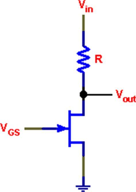 variable resistor jfet njit ece 392 experiment no 1 fiel effect transistor the j fet