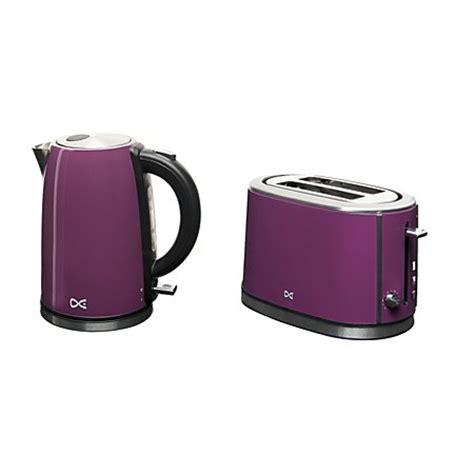 Purple Toasters And Kettles daewoo kettle 2 slice toaster range purple kettles