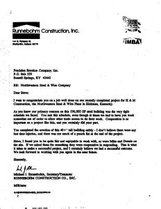 Northwestern Letter Of Recommendation Our Clients Pec