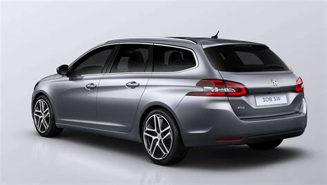 peugeot hatchback 308 peugeot 308 sw compact wagon revealed photos 1 of 10