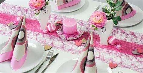 Tischdeko Hochzeit Pink by Viele Beispiele Mustertische F 252 R Feste Feiern Events Z