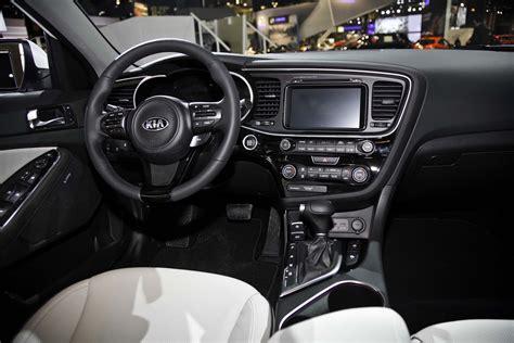 Optima 2014 Interior by 2015 Kia Soul Ev Refreshed Optima Hybrid Make Chicago