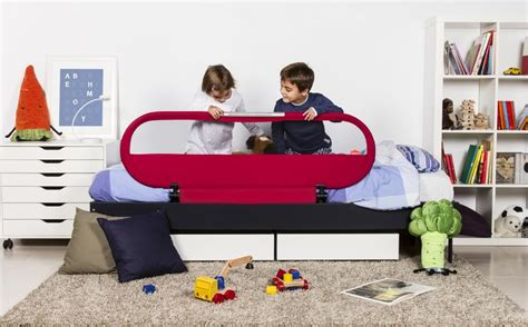 babyhome bed rail the sidelight is a bed rail with a night light and it s