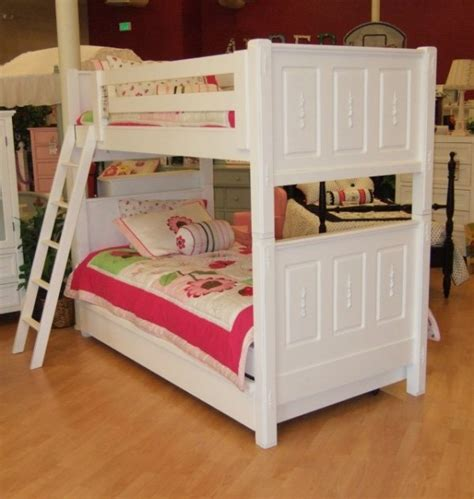 Bunk Beds On Pinterest Antique Style Bunk Beds Kid Projects Pinterest