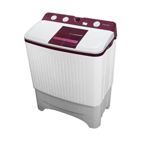 Lihat Mesin Cuci Polytron jual polytron pwm 9567 mesin cuci harga