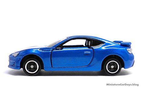 Tomica Reg 120 Subaru Brz 1 miniaturecardays トミカ スバル brz