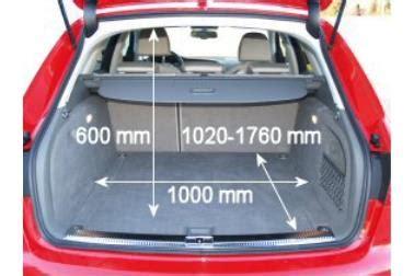 Kofferraumvolumen Audi A4 Avant by Adac Auto Test Audi A4 Avant 2 0 Tdi Ambition