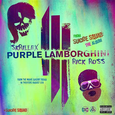 Skrillex & Rick Ross ? Purple Lamborghini   Brand New Hip Hop