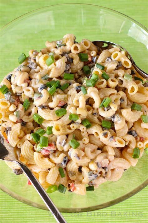 best pasta salads the best macaroni salad ever recipe dishmaps