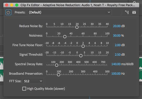 adobe premiere pro noise reduction these premiere pro audio tools will make you a mix master