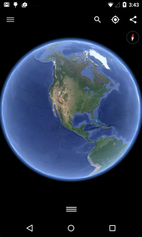 google earth  android descargar
