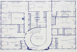 Blueprint Of A Mansion by Mansion Blueprints Viewing Gallery
