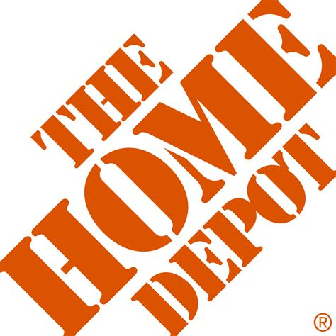 Home Deopot by Home Depot Logo Home Depot Symbol Meaning History And