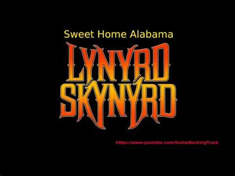 backing track sweet home alabama lynyrd skynyrd