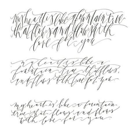 font design process 51 best bohemian ink images on pinterest alphabet print