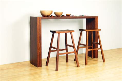 Bar Height Console Table With Stools by Counter Height Console Table And Stool Console Table