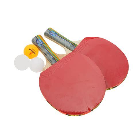 Kaos Pingpong 6 table tennis set 2 racket 3 1 racket pouch