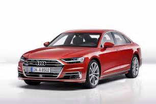 new car audi new audi a8 is most technological yet the car expert