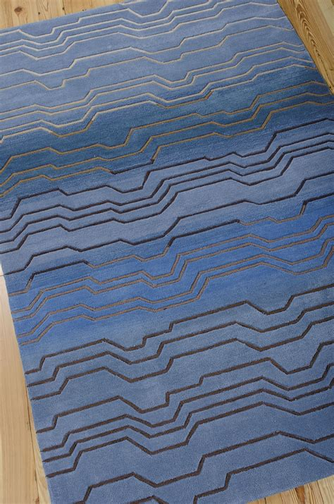 What Is A Contour Rug by Contour Con04 Azure Rug By Nourison