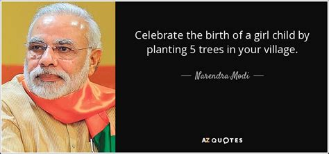 celebrating the birth of your child hosting a welcome home party narendra modi quote celebrate the birth of a girl child
