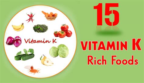 vegetables low in vitamin k diet plans archives health beckon